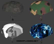 CS:GO Parachute Plugin