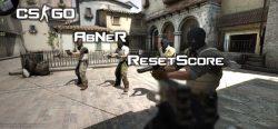 CS:GO Resetscore Plugin
