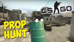 CS:GO Prop Hunt Mod Plugin